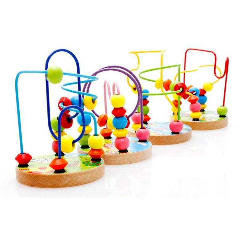 Montessori Educational Wooden Puzzles for Kids